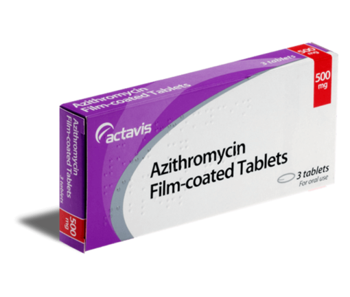 Comprar Azitromicina