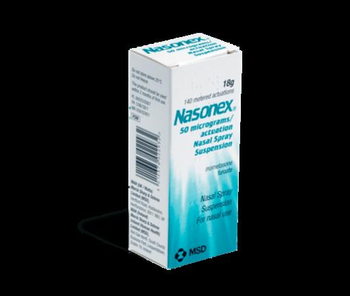 Comprar Nasonex (Nasomet)