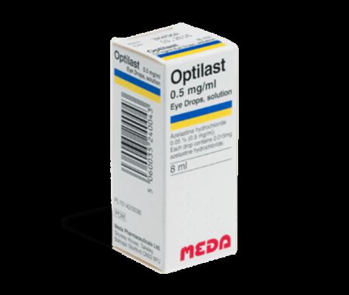 Comprar Optilast (Allergodil colírio)